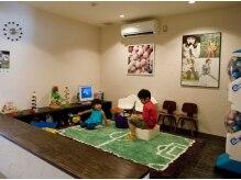 ウシワカマルガーデン(ushiwakamaru Garden)の雰囲気(子どもの部屋)