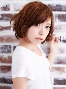 パワーオブヘアーセイカ(Power of Hair Seika)の写真/『あなたらしい毎日を♪』あなたに合わせたオーダーメイドカラー!プラストリートメント付♪¥6980!!