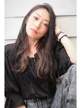 ヘアラウンジ コモレビ(hair lounge comorebi)外国人風カラー