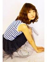 オッヂヘア(oggi hair)シフォンウェーブ