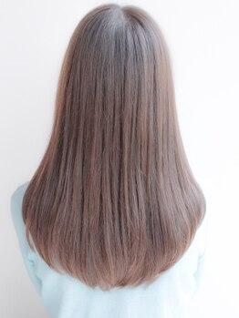 モダニカ(Modanica)の写真/業界注目★髪質改善しながら、しなやかな美髪が叶う!≪ヘアオペ★ストレート+カット¥8500≫♪