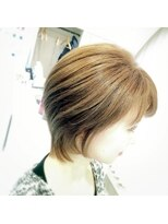 ブレッザヘアー(Brezza hair)ハイライト×ローライト×Brezza hair 笹塚