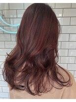 ヘアーシー(HAIR C,)ぬくもりのある艶髪とユルくびれでフェミニン