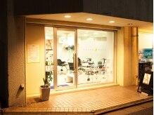 ペーパームーン(PAPER MOON)の雰囲気(ネイルサロン併設の美容室です♪)