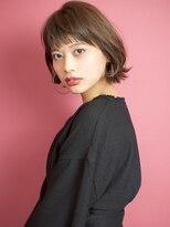 ベック ヘアサロン(BEKKU hair salon)大人可愛い!タンバルモリくびれボブ☆