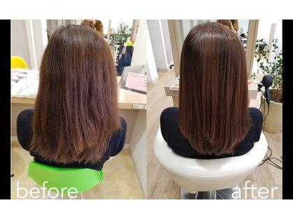 プッカ ヘアー(pukka hair)の写真