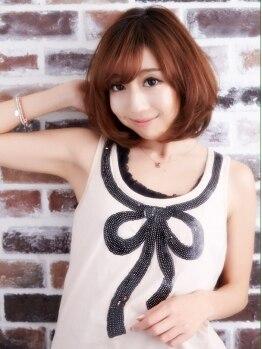 パワーオブヘアーセイカ(Power of Hair Seika)の写真/幸運な1日は素敵な髪型から始まる♪毎日『輝く』カット!ご新規様/再来様問わず使えるクーポン多数◎