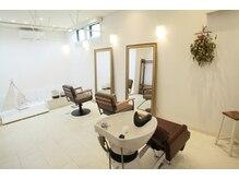 ヘアーレヴィスタ(HAIR REVISTA)の雰囲気(貸し切り個室完備!キッズスペースもあります!!要予約です。)