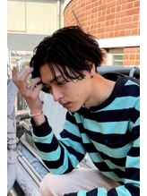 ネオリーブバタフライ 目黒駅前店(Neolive Butterfly)センターパートゆるめツイスパ【岩井】