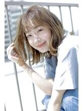 アーティクル(Article)【Article二子玉川】外ハネレイヤーボブ