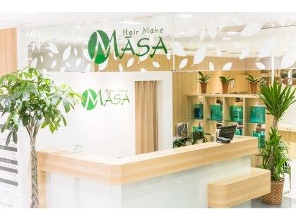 ヘアメークマーサ ルミネ立川店(Hair Make MASA)の写真