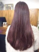 チームボス(Team BOSS)ピンク紫色のモーブカラーは透明感と艶感が出るおすすめカラー.