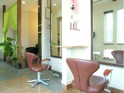 ピーエムスリー ヘアールーム(Pm+3 hair room)の写真