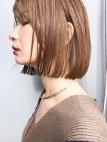 ベラドルチェ(Bella Dolce)カットラインの綺麗なボブで作る大人のモードヘア