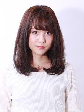 ブラン(Blanc)☆大人女性にオススメ☆髪質改善ワンカールボブ