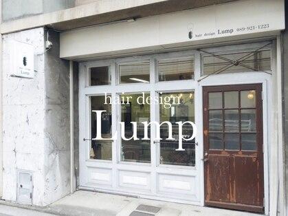 ヘアーデザイン ランプ(Hair design Lump)の写真