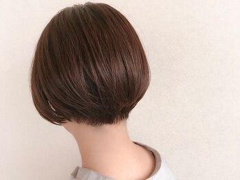 ワヴ ヘアー(WUV HAIR)の写真/丁寧なカウンセリングと磨き抜かれたテクニックで創り出す!大人女性の美しさを引き出すstyleをご提案。