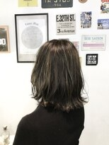 ルーナ ヘアラウンジ(Luuna hair lounge)ハイライトロブ