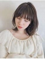 ガーデン アオヤマ(GARDEN aoyama)豊田楓 柔らかミディアム ボブ レイヤー 小顔 髪質改善