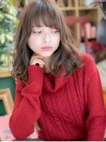 *+COVER HAIR+*…外国人風☆イノセントカラーa