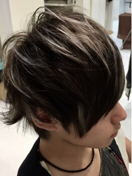 ヘア デザイン セン(hair Design Sen)の写真/魅力を最大限に…☆最新トレンドを取り入れたメンズスタイル~大人のビジネススタイルまで幅広くご提案◎