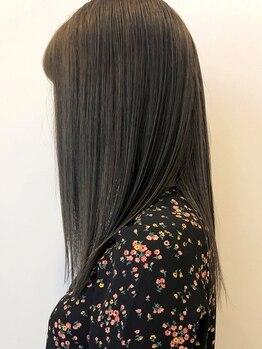 ロブレ(Roble)の写真/特許取得TOKIOトリートメント導入salon♪ダメージに合わせた補修ケア&上質トリートメントで憧れの美髪に!
