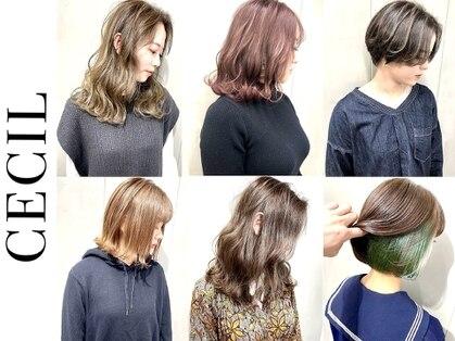 セシルヘアー(CECIL hair)の写真