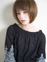 マイ ヘア デザイン(MY hair design)MY hair design ナチュラルショート 三角祐太