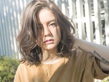 ヘア フラッグ 西葛西店(hair flag)の写真/【イルミナカラー+カット¥7480】今までにないツヤ感、発色、色持ちも◎なりたい理想のスタイルへ。