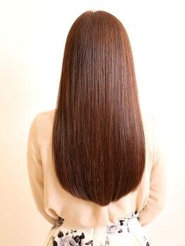 アイビーウノプリール(IVY uno pulir)の写真/1000通り以上の組み合わせから1番綺麗になれるAujuaを選んでくれる♪『髪を再生する』最高級Aujuaも登場★
