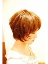 テトラ ヘアー(TETRA hair)そよ風マッシュ