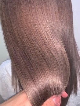 ロルド ルル(Rold Loulou)の写真/【婦中★ファボーレ2F】髪をしっかりとケアすることで、潤いのある「美髪」が叶う。[カット+カラー¥7800~]