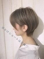 フォルテ ギンザ(FORTE GINZA)ハイライトショートヘア