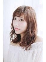 シュシュット(chouchoute)美髪デジタルパーマ/バレイヤージュノーブル/クラシカルロブ/957