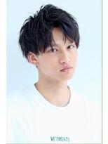 ザ サードヘアー 津田沼(THE 3rd HAIR)ツーブロックコンマヘアソフトツイストパーマ