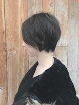 アヘッド(ahead)short hair