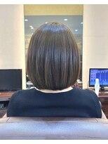 キャラ 池袋本店(CHARA)髪質改善カラーカットでイメチェン♪【キャラ池袋/CHARA池袋】*