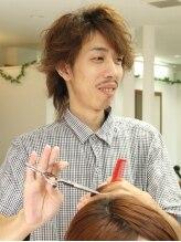 ヘアーサロン エフ(hair salon ef)若林 鉄男