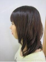 ひさご美容室 喜多町店ナチュラルなソフトヘア