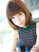 アグ ヘアー フロート京都駅前店(Agu hair float)☆マッシュミディ☆