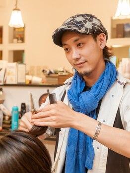 ヘアメイク オッヂ(HAIR MAKE Oggi)の写真/あなたの魅力を最大限に引き出す似合わせカットに定評あり!毎日のお手入れが楽になるスタイル提案♪