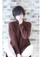 アリュールヘアー テラス 天王寺店(ALLURE hair terrace)【ALLURE】黒髪ショート