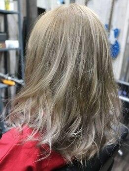 フェイスヘアーデザイン(Faith Hair Design)の写真/18年9月で2周年!より一層お客様に愛されるサロンへ―。Faith Hair Designで自分らしいヘアスタイルに☆