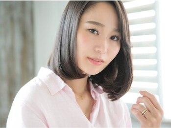 ロゼ(rosee)の写真/トリートメントライセンスを持つデザイナーが、一人一人の髪質に合わせ分量、配合を細かくコントロール。