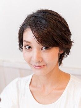 ヘアメイク オッヂ(HAIR MAKE Oggi)の写真/ショートヘアはバランスが大切!!髪質や骨格・生え癖を見極め、伸びてもまとまる万能スタイルに人気集中♪