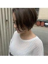 【宮田浩章】大人女性のショートやボブスタイル、手ぐしで髪がまとまって欲しい方は是非、お任せください!