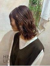 フローレス バイ ヘッドライト 吉祥寺店(hair flores by HEADLIGHT)秋冬の大人かわいいショコラカラースタイル