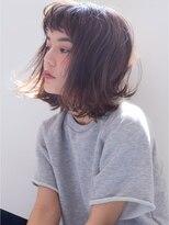 マイ ヘア デザイン(MY hair design)MY hair design 外ハネボブ 三角祐太