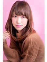 ヘアーアート シフォン 池袋東口店(Hair art chiffon)デジタルパーマ×バレイヤージュでクラシカルノーブルロブ 213