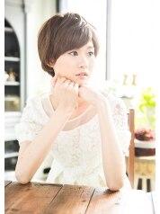 【指名不可/平日限定】1周年記念クーポン☆カラー+トリートメント ¥5500